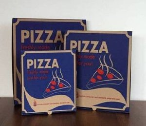 """20"""" WHITE PIZZA BOXES (E FLUTE) 1X50"""