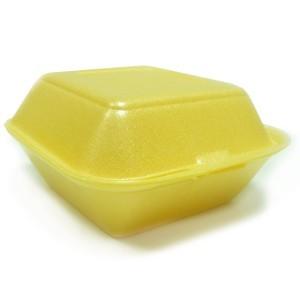 N6 (HB6) Q/ POUNDER BURGER BOXES) 1X500 (GOLD)